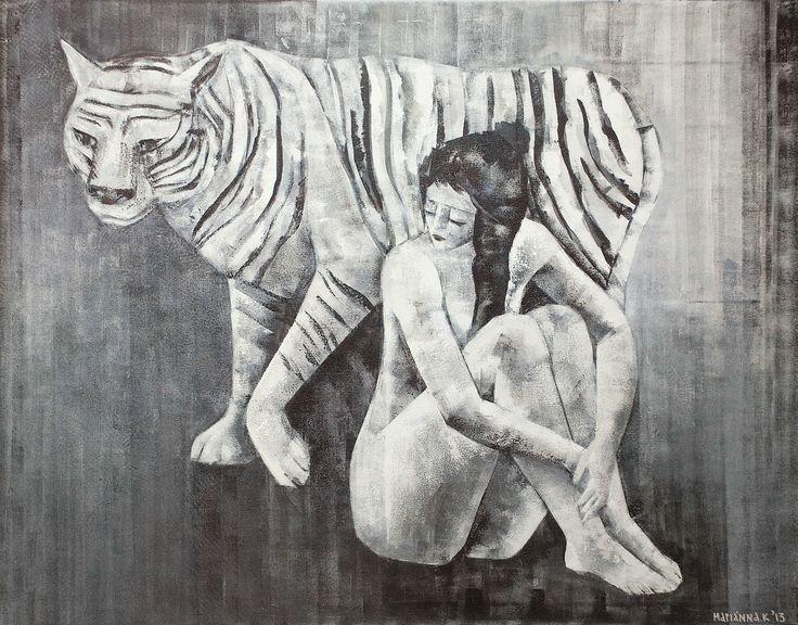 DL fine arts gallery - Μαριάννα Κατσουλίδη: Innocence - restart