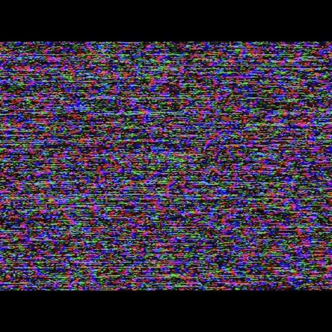 جار عرض Vhs Static Tv Static Glitch Wallpaper Overlays Picsart