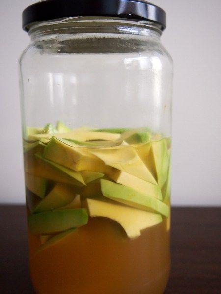 Pickled Avocado: What to do with unripe avocados? Pickle them! | ProvincialPaleo.com