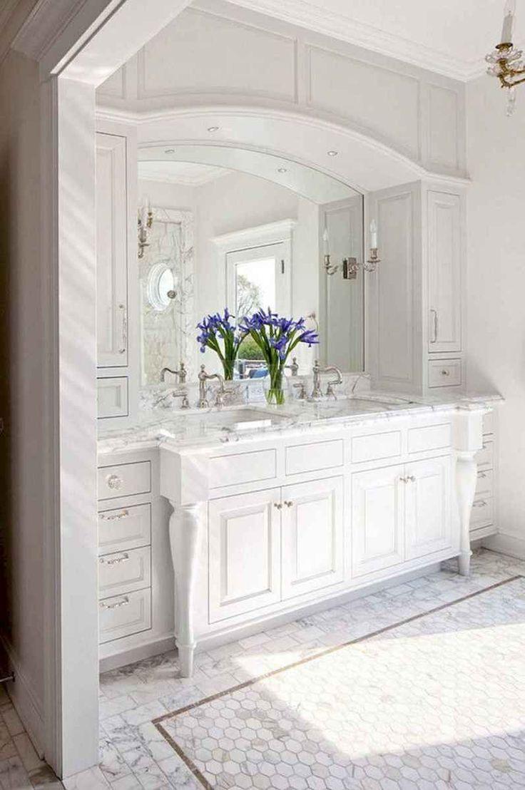 01 beautiful master bathroom remodel ideas in 2020 ...