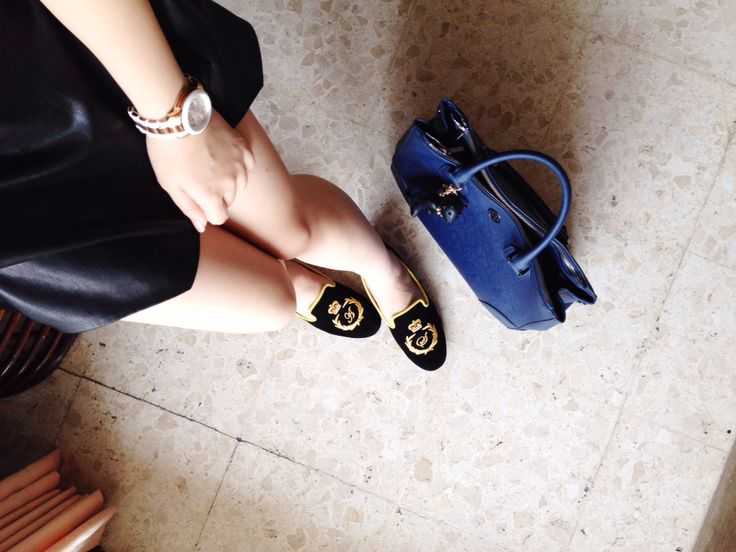 Shoes by jessica priscilla shoes. Bag by Tory Burch. Follow my instagram account @agnes_siauw