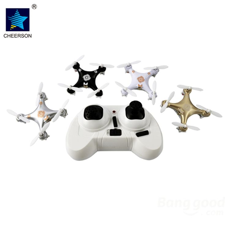 Cheerson CX - 10A 2.4G 4CH 6 Axis Mini RC Dron Quadcopter RTF Headless Mode remote control toys rc helicopter //Price: $27.52     #instagood