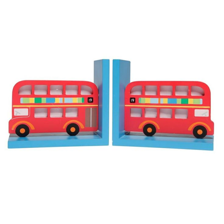 Boekensteunset Dubbeldekker Bus