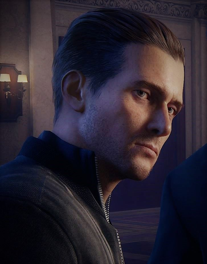 Classify Characters Of The Uncharted Videogame