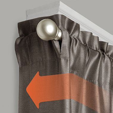 Wraparound Sierra Room Darkening Noise Reducing 2-Pack Window Curtain Panels from Bed Bath & Beyond