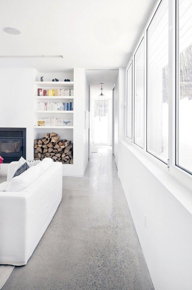 la SHED architecture designed the Blue Hills House