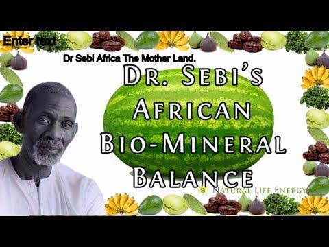 Dr. Sebi | God Food: Cure for AIDS, Cancer & Heart Disease - Full Version - YouTube