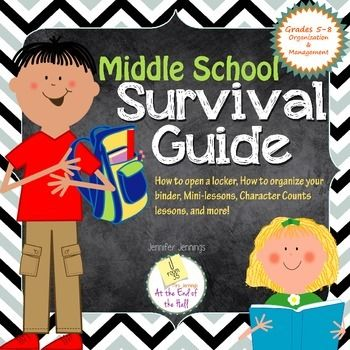 First Day of School Letters and Survival Kits Build Communication