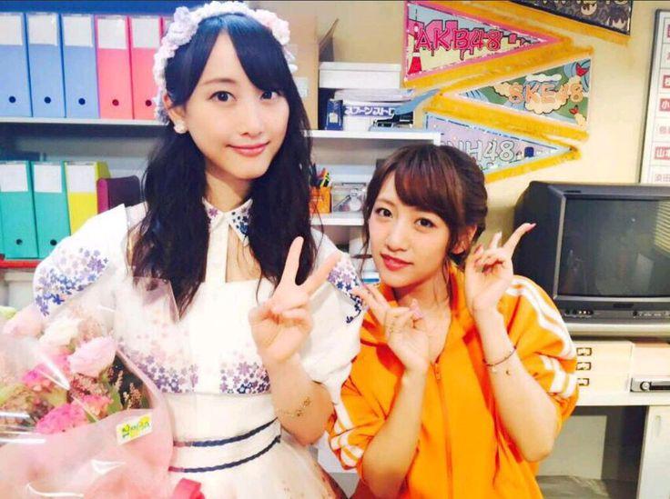 Matsui Rena & Takahashi Minami