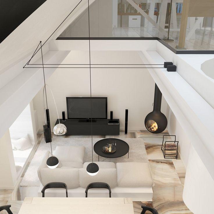 Best 25+ Penthouses ideas on Pinterest New york penthouse - industrie look wohnung soho
