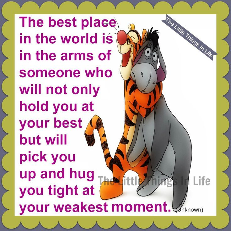 Pooh Quotes About Friendship: 46 Best Tigger And Eeyore Images On Pinterest