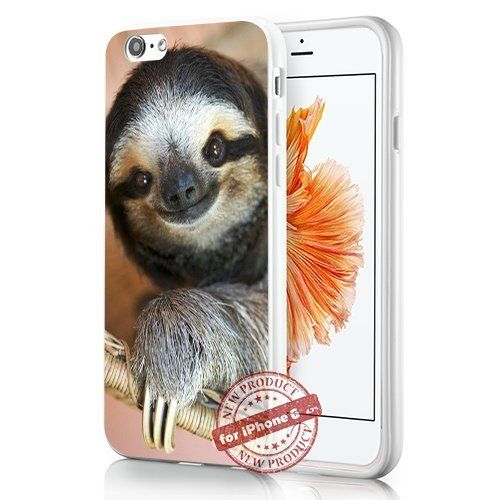 Sloth Smile Cute Picture Art Fashion iPhone 6 6s Case Cov... https://www.amazon.com/dp/B01DM3W9L4/ref=cm_sw_r_pi_dp_x_P0kHzb9ADZ9XM