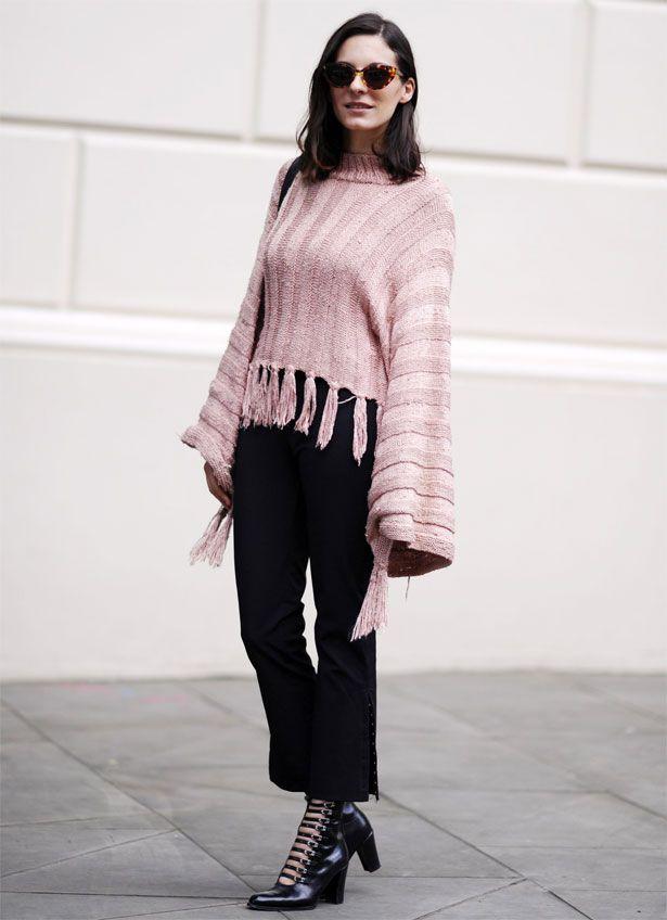 London Fashion Week SS15: Street Style   Stylist Magazine