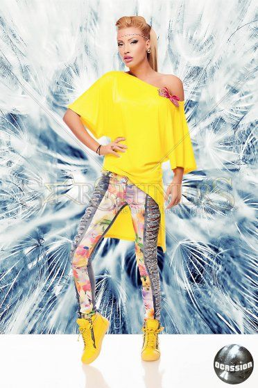 Pantaloni Ocassion Adorable Blue