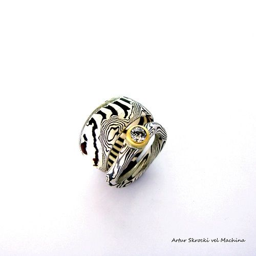 Jewelery Mokume