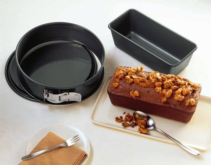Forma do ciasta okrągła La Forme Plus - Kaiser od www.fabrykaform.pl