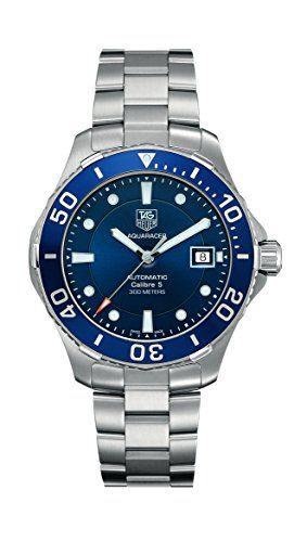 Tag Heuer Men'S Aquaracer Stainless Steel Watch (Wan2111.Ba0822)  Price…