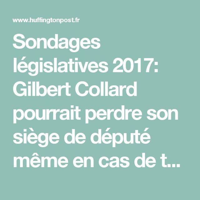Sondages législatives 2017: Gilbert Collard pourrait perdre son siège de député même en cas de triangulaire