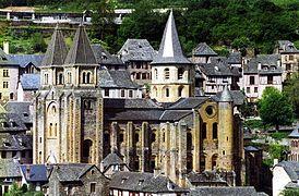Abbatiale Sainte-Foy de Conques - Wikipedia, the free encyclopedia