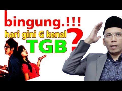 FULL COLL!!! Jawaban TGB soal Tuan Guru Bajang dan Pilpres 2019
