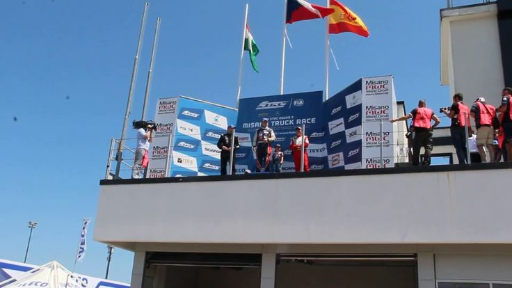 MISANO GRAND PRIX TRUCK 2017 - the cups for winners