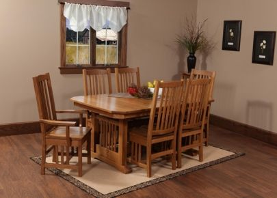 57 best Amish Dining Sets images on Pinterest