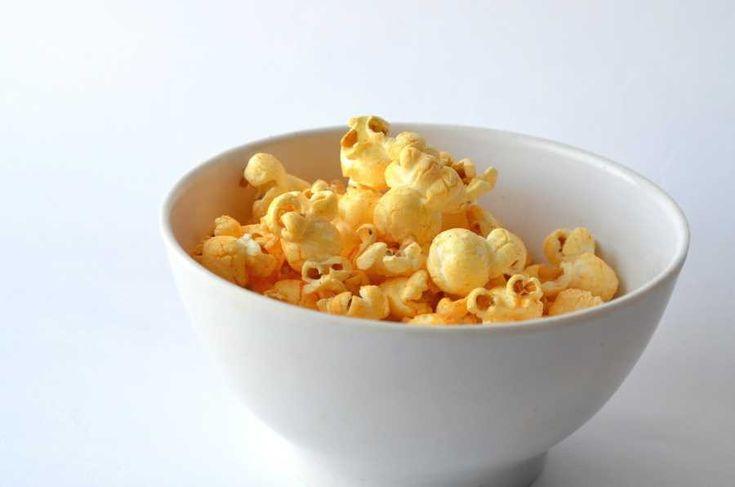 Parmesan, Lemon Myrtle Leaf & Pepperberry Seasoned Popcorn
