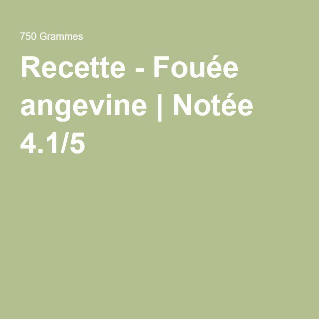 Recette - Fouée angevine | Notée 4.1/5