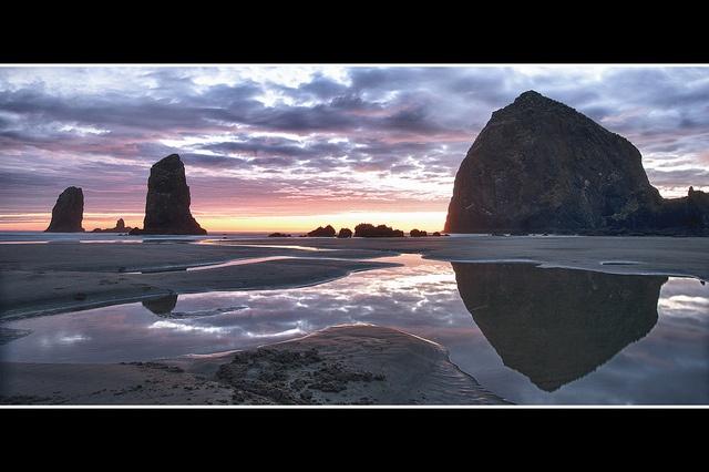 Haystack Rock 7 by John Eklund Photography, via Flickr