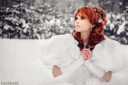 Disney Cosplay - Giselle -Enchanted