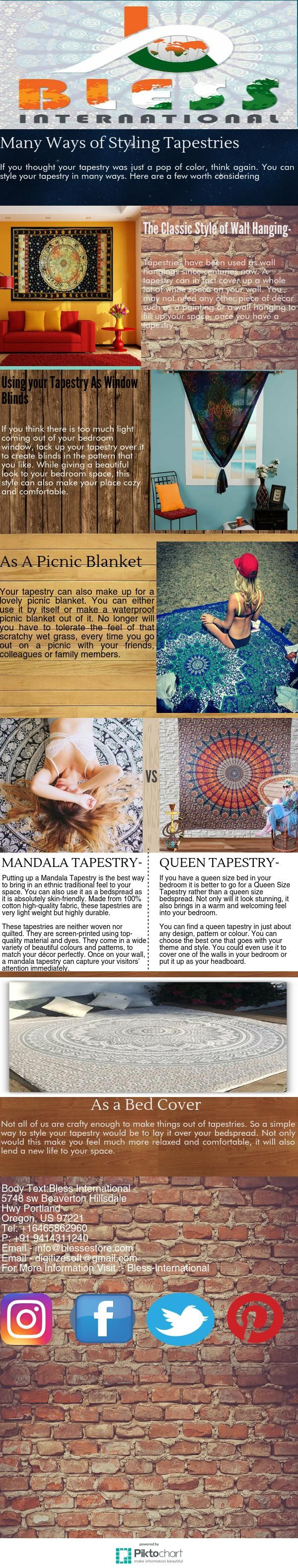 Buy tapestry from tapestry online store USA. Tapestry blanket, tapestry mandala, tapestry zodiac, tapestry yellow, tapestry grey and large tapestry available.