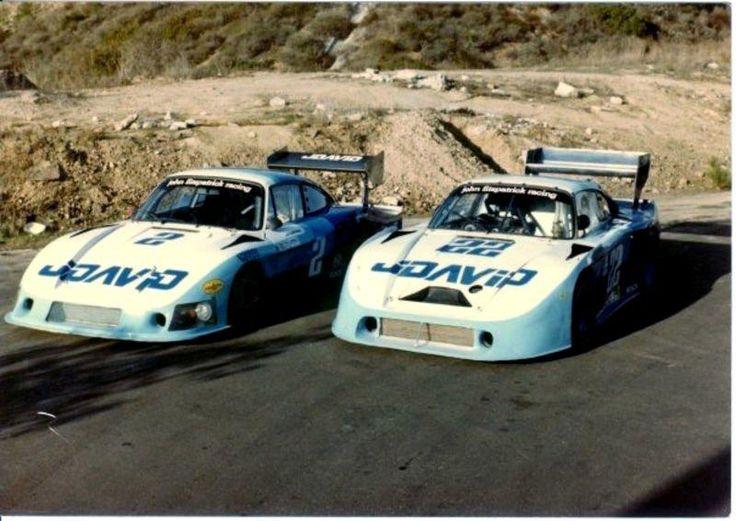 Porsche 935/78-81 & 935 K4