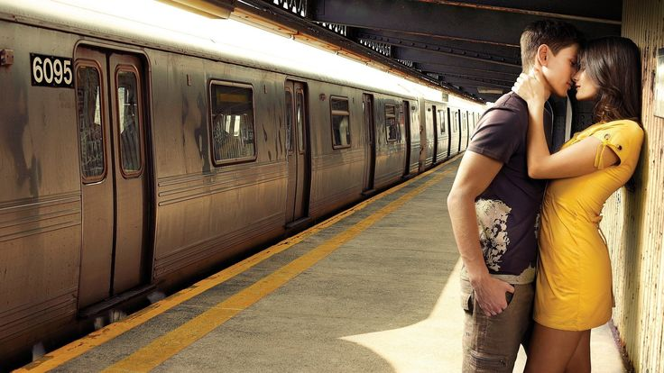 How can you meet girls on the subway? CLICK HERE ->…