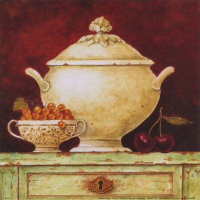 Urn on a Dresser (Eric Barjot)