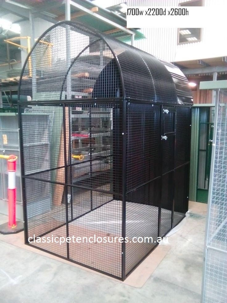 We are the custom made specialists in Victoria.AU. with over 30yrs experience. We ship Aust wide. Please check out our web site www.classicpetenclosures.com