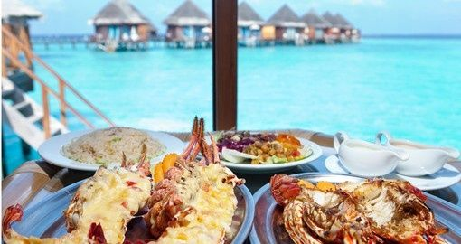 Maldives Food and Drink | Maldives Vacation Packages | Goway Travel