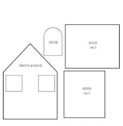 Olá queridas amigas leitoras do nosso blog!! Hoje trago um passo a passo que eu amo, que são casinhas!! Não sei se é por conta da construç...