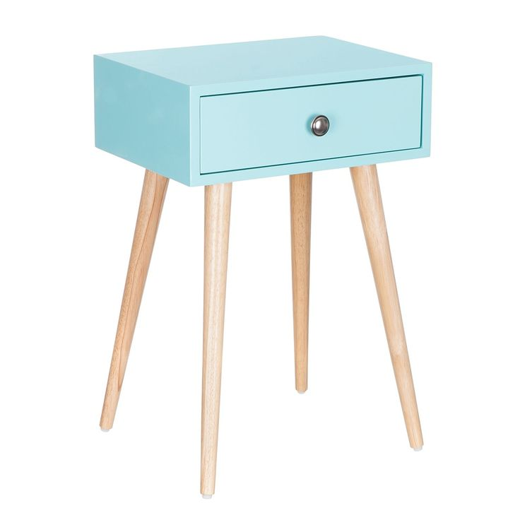 Jack Aqua Bedside Table - http://idealhomechoices.com/products/furniture/jack-aqua-bedside-table/