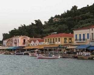 About Katakolon / Olympia, Greece