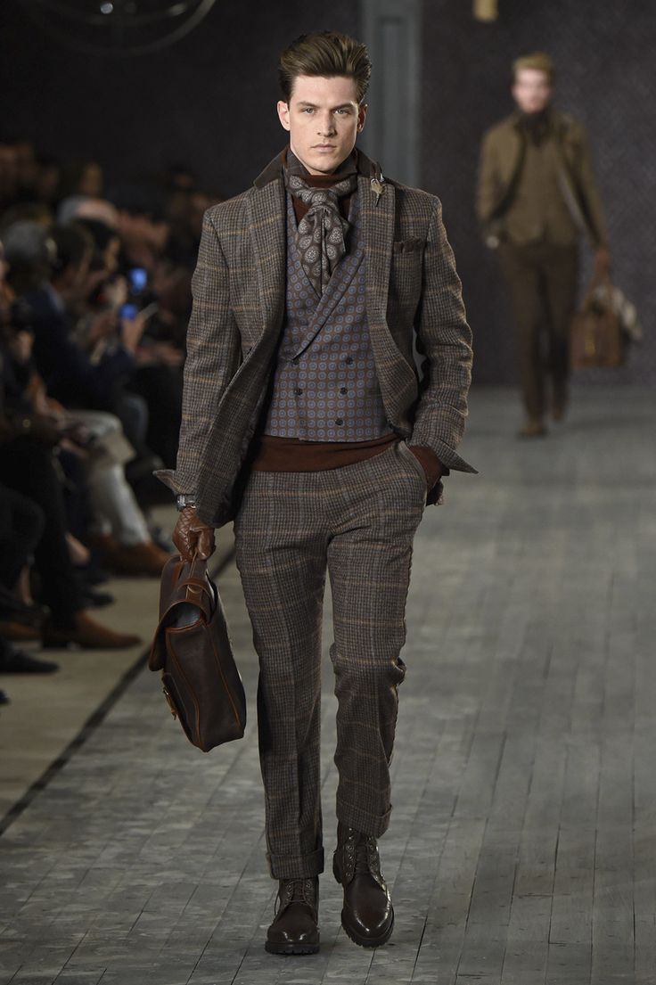 Joseph Abboud Fall/Winter 2016