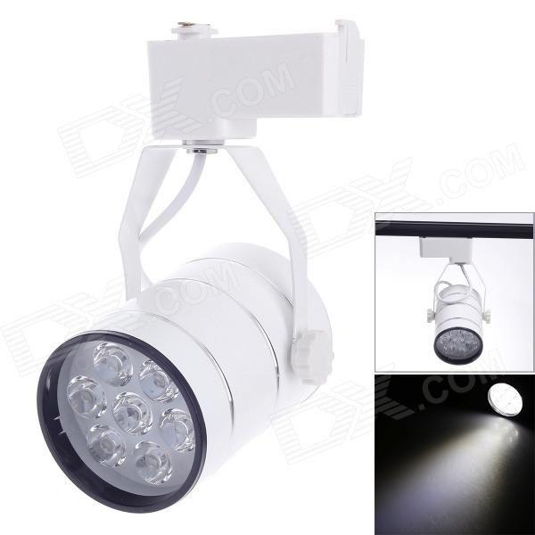 Ziyu ZY-0816-003 7W 6500K 560lm Wit Licht 7-LSI Chips Spot Lamp Light Bulb - Wit (85 ~ 265V)