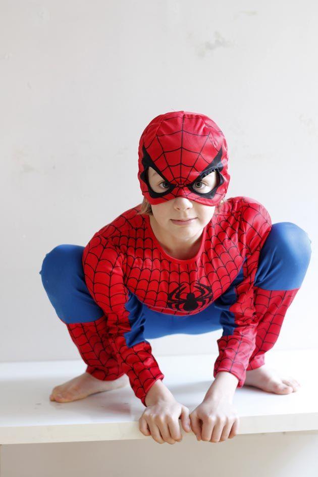 disfraz de spiderman hm