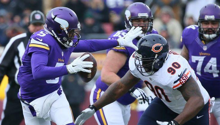 MN. Vikings vs Chicago Bears NFL