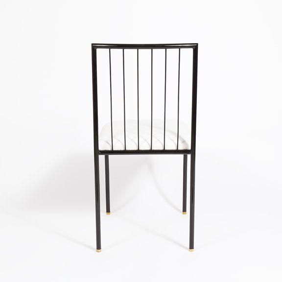 """Chaise """"4018"""", Geraldo de Barros, 1950"""