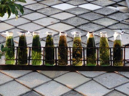 Udělejte si bylinný likér či tinkturu doma i vy...
