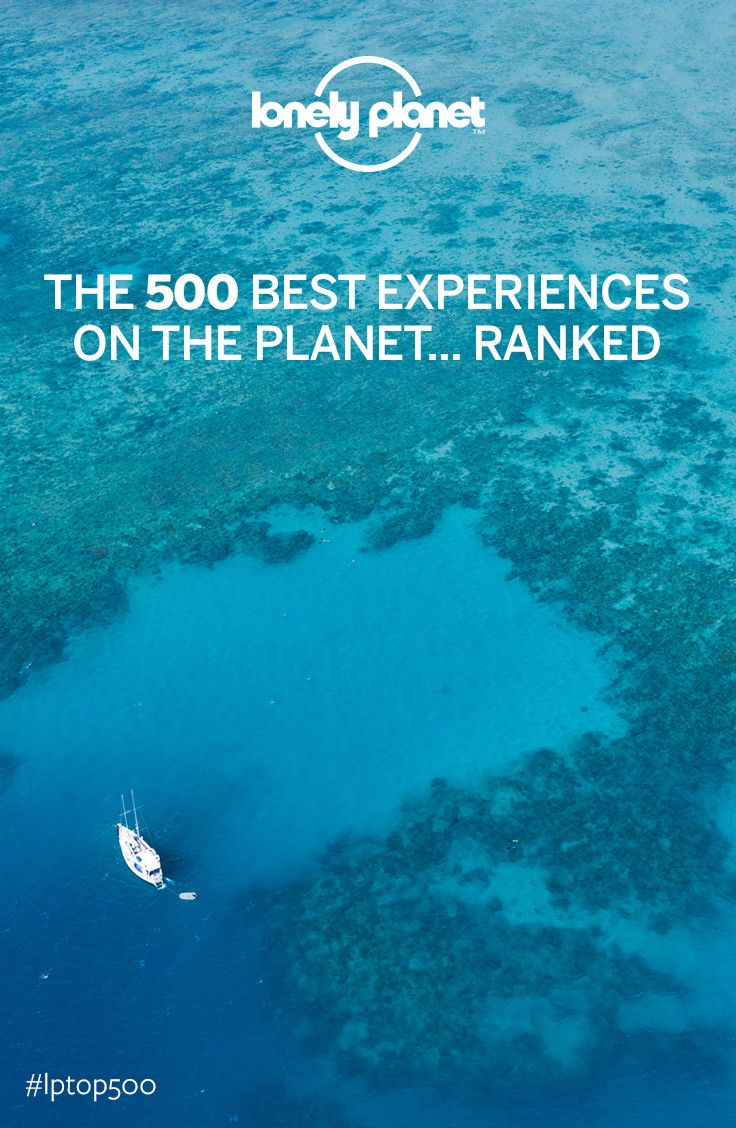 What is the single most amazing sight in the world? Our authors, contributors and staff whittled down thousands of destinations to come up with this definitive list. Find out which place came out on top. #lptop500