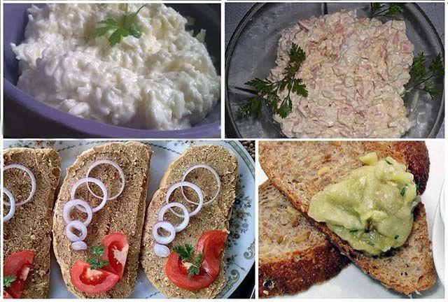 A legjobb házi szendvicskrémek