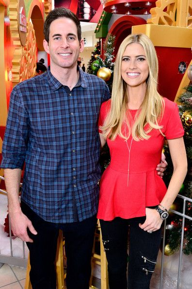 Tarek And Christina El Moussa, Hosts Of HGTV's Flip Or Flop, Visit Lakewood Center's