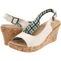 Crocs A-Leigh Wedge Leather $60 @ Zappos