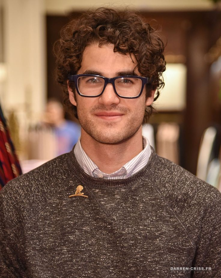 Actor Darren Criss attends the Brooks Brothers holiday party with St Jude Children's Research Hospital at Brooks Brothers on Rodeo Drive on December 5, 2015 in Beverly Hills, California.